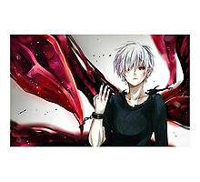 Tokyo Ghoul 20 Photographic Print