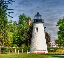 The Light at Concord Point by Monte Morton