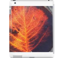 Like Blood Through Viens iPad Case/Skin
