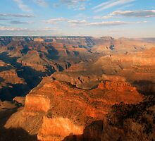 Grand Canyon Colors by Stephen Vecchiotti