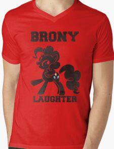 BRONY Pinkie Pie Mens V-Neck T-Shirt