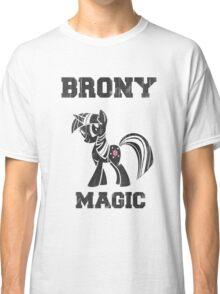 BRONY Twilight Sparkle Classic T-Shirt