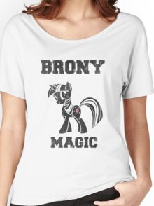 BRONY Twilight Sparkle Women's Relaxed Fit T-Shirt
