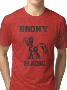 BRONY Twilight Sparkle Tri-blend T-Shirt