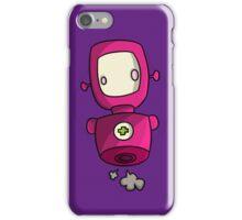 ROBOT PINK iPhone Case/Skin