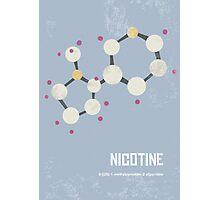 Nicotine Photographic Print