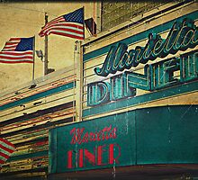 Marietta Diner, Marietta, Georgia by Scott Mitchell