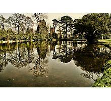 Luscombe Pond Photographic Print