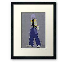 Riku Framed Print