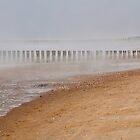 Sea fog by Adri  Padmos