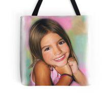 Haileys Beautiful Smile Tote Bag