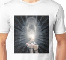 THE REACH FOR HIGHER GROUND Unisex T-Shirt
