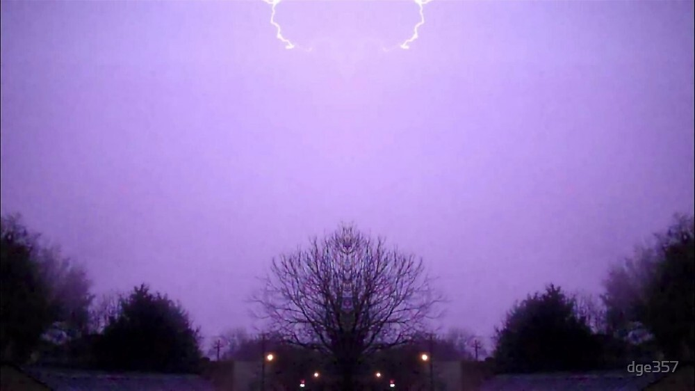 March 19 & 20 2012 Lightning Art 8 by dge357