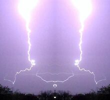 March 19 & 20 2012 Lightning Art 22 by dge357