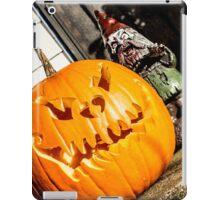 Creepy Porch iPad Case/Skin