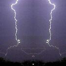 March 19 & 20 2012 Lightning Art 27 by dge357