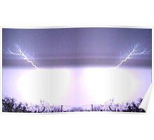 March 19 & 20 2012 Lightning Art 29 Poster
