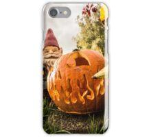 Geromes Pumpkin iPhone Case/Skin
