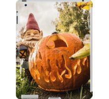 Geromes Pumpkin iPad Case/Skin