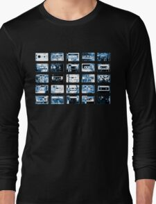 Damaged tapes Long Sleeve T-Shirt