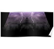 March 19 & 20 2012 Lightning Art 46 Poster