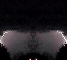March 19 & 20 2012 Lightning Art 57 by dge357