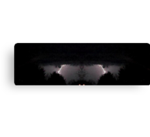 March 19 & 20 2012 Lightning Art 57 Canvas Print
