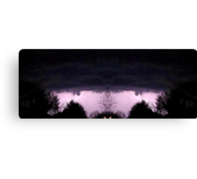 March 19 & 20 2012 Lightning Art 59 Canvas Print