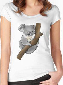Koala Women's Fitted Scoop T-Shirt