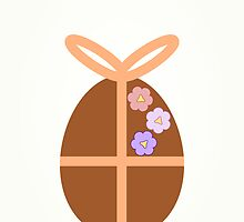 a happy minimal easter by notsopopular