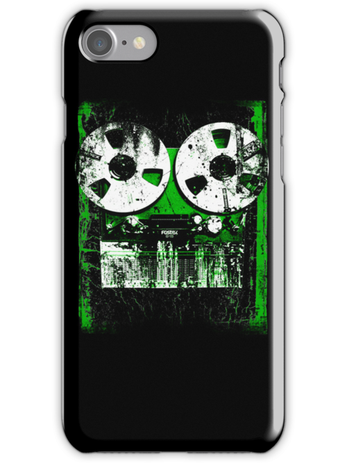 Damaged tapes recorder 2 by lab80