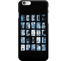 Damaged tapes iPhone Case/Skin