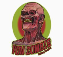Dead Rising (Sticker) by VON ZOMBIE ™©®