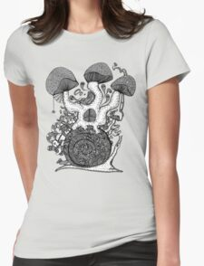 The Snail House Gray T-Shirt