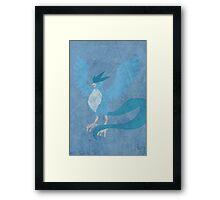 Articuno Framed Print