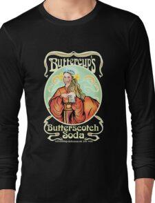 Buttercup's Butterscotch Soda  Long Sleeve T-Shirt
