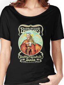 Buttercup's Butterscotch Soda  Women's Relaxed Fit T-Shirt