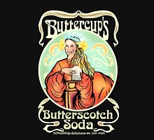 Buttercup's Butterscotch Soda  Unisex T-Shirt