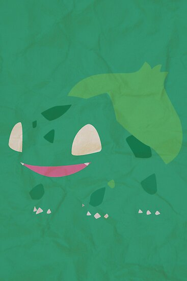 Bulbasaur by jehuty23