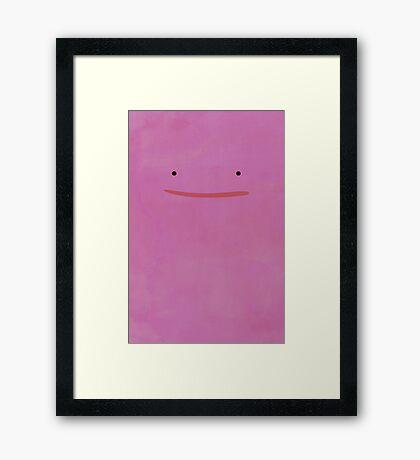 132 Framed Print