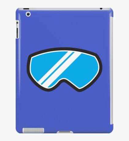 Winter SNOW Goggles  iPad Case/Skin