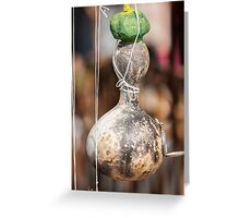 decorative pumpkins Greeting Card