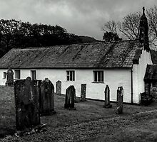 The Little White Church by EvilTwin