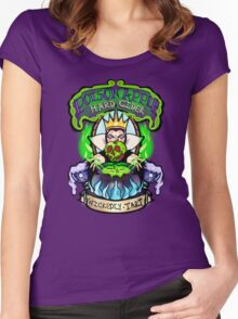 Poison Apple Hard Cider  Women's Fitted Scoop T-Shirt