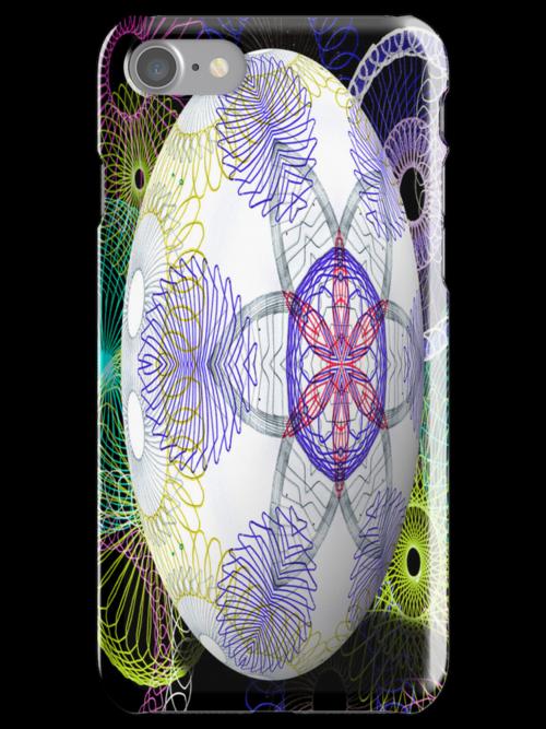 Spiral Drawn Ornament by schimkent