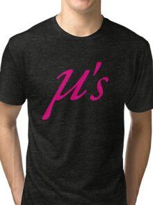 Love Live Idol Muse μ's Tri-blend T-Shirt