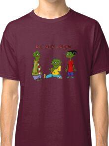 Pe, Pep n Pepe Classic T-Shirt