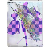 ENTRAPED IN COMMERCIALISTIC ENTANGLEMENTS iPad Case/Skin