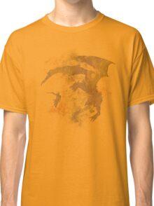 Dragonfight-cooltexture Classic T-Shirt