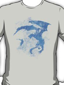 Dragonfight-cooltexture Inverted T-Shirt